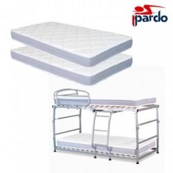 Pack Pardo Colchones y...